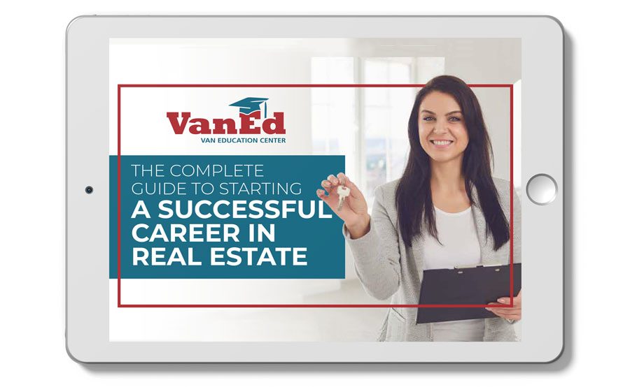 Ebook: The Complete Guide to Starting a Successful Career in Real Estate