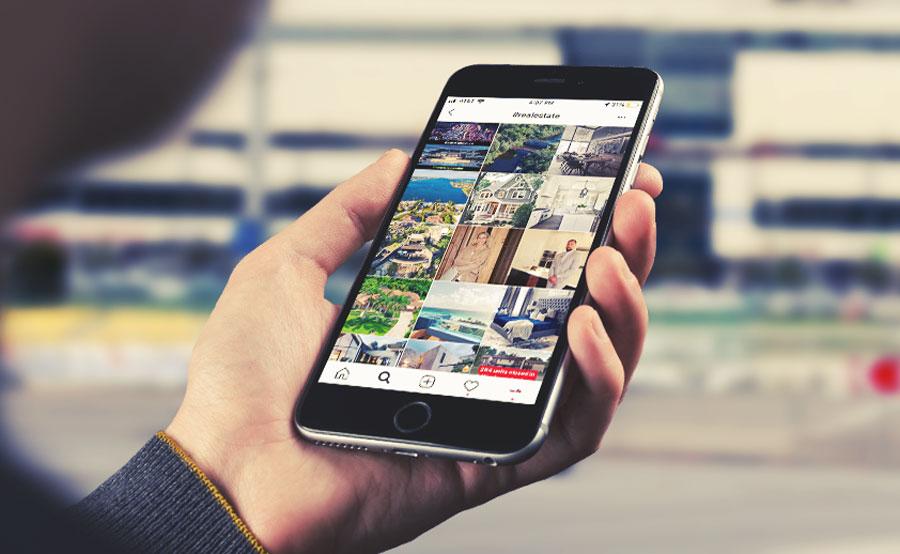 5 Instagram Marketing Tips for Real Estate Agents