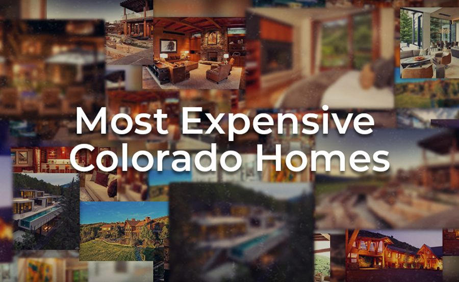 The Most Expensive Homes in Colorado on the Market in 2020