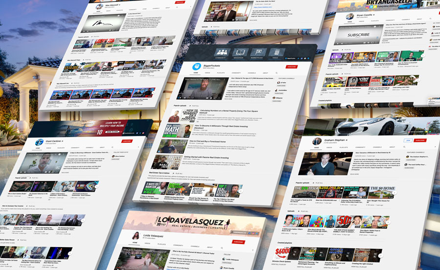 11 Best Real Estate Youtube Channels to Follow in 2021