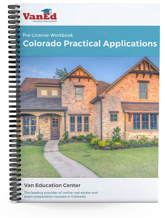 Colorado Real Estate License and Exam Prep Workbook