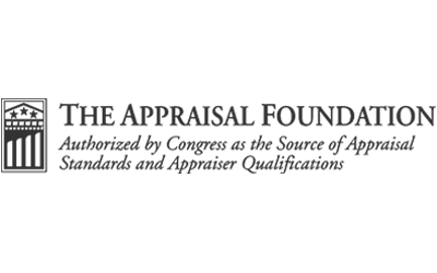 Approved by the Appraisal Foundation's Appraisal Qualifications Board